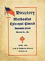 Thumbnail image of Analomink Methodist Episcopal Church 1918 Directory cover