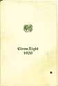 Thumbnail image of Asbury Park High School 1920 Class Night cover