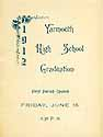 Thumbnail image of Yarmouth High School 1912 Graduation cover