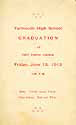Thumbnail image of Yarmouth High School 1913 Graduation cover
