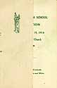 Thumbnail image of Yarmouth High School 1914 Graduation cover
