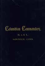 Thumbnail image of Columbian Commandery, No. 4, K. T., List of 1904 Members cover