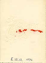 Thumbnail image of Ephrata High School 1896 Commencement cover