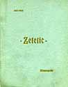 Thumbnail image of Zetetic 1903-1904 Program cover