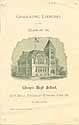 Thumbnail image of Chicopee High School 1894 Graduation cover