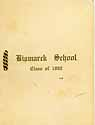 Thumbnail image of Bismarck School Class of 1908 cover