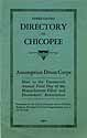 Thumbnail image of Chicopee Assumption Drum Corps 1929 Directory cover