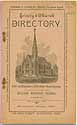 Thumbnail image of Trinity Church 1890 List of Members cover