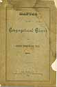 Thumbnail image of Congregational Church 1893 Members cover