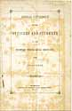 Thumbnail image of Western Theological Seminary 1845-46 Catalogue cover
