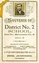 Thumbnail image of District No. 2 School 1905-6 Souvenir cover