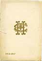 Thumbnail image of Home Club 1916 - 1917 Member List cover
