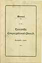 Thumbnail image of Terryville Congregational Church 1902 Manual cover