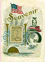 Thumbnail image of Pleasant View 1900-1901 School Souvenir cover