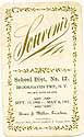 Thumbnail image of Bookhaven No. 12 School 1900-1901 Souvenir cover