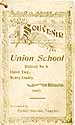 Thumbnail image of Union School 1897 Souvenir cover