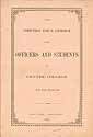 Thumbnail image of Centre College 1865 Catalogue cover