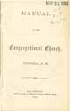 Thumbnail image of Pittsfield Congregational Church 1855 Manual cover