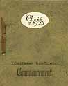 Thumbnail image of Longswamp High School 1923 Commencement cover