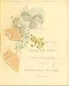 Thumbnail image of Edgerton High School 1895 Commencement cover