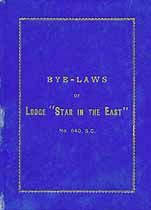 Thumbnail image of Star in the East Lodge 1904 Members cover