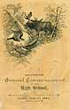 Thumbnail image of Nevada High School 1884 Commencement cover