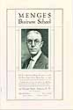 Thumbnail image of Menges Business School 1926 Program cover