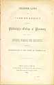 Thumbnail image of Philadelphia College of Pharmacy 1856 Catalogue cover