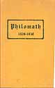 Thumbnail image of Philomath 1929-30 Annual Program cover