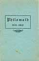 Thumbnail image of Philomath 1931-32 Annual Program cover
