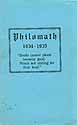 Thumbnail image of Philomath 1934-35 Annual Program cover