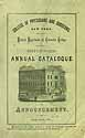 Thumbnail image of Columbia College 1871 Medical Department Catalogue cover
