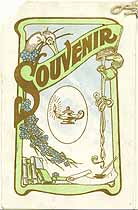 Thumbnail image of Spokane County 1905 School Souvenir cover