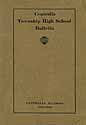 Thumbnail image of Centralia High School 1912-1913 Bulletin cover