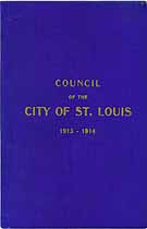 Thumbnail image of St. Louis 1913-1914 Council Directory cover