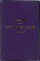 Thumbnail image of St. Louis 1914-1915 Council Directory cover