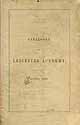 Thumbnail image of Leicester Academy 1855-56 Catalogue cover