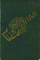 Thumbnail image of The Clintonian 1900 Yearbook cover
