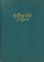 Thumbnail image of The Literary Club of Cincinnati 1925 Members cover