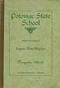 Thumbnail image of Potomac State School 1920-21 Catalogue cover