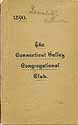 Thumbnail image of Connecticut Valley Congregational Club 1890 Members cover
