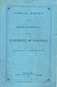 Thumbnail image of University of Wisconsin 1874 Annual Report cover