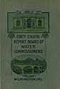 Thumbnail image of Delaware Board of Water Commissioners 1917 Report cover