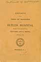 Thumbnail image of Butler Hospital 1907 Annual Report cover