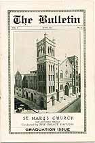 Thumbnail image of St. Mary's Church June 1931 Bulletin cover