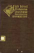 Thumbnail image of High Street Presbyterian Church 50th Anniversary cover