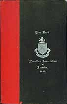 Thumbnail image of Knowlton Association of America 1897 Year Book cover