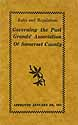 Thumbnail image of Somerset County Past Grands' Association 1931 Members cover