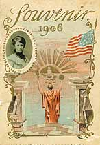 Thumbnail image of Omega Public School 1906 Souvenir cover