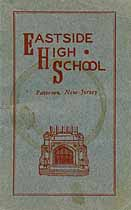 Thumbnail image of Eastside High School 1937 Handbook cover